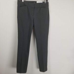 NWT Loft mordern skinny ankle dress pants size 6